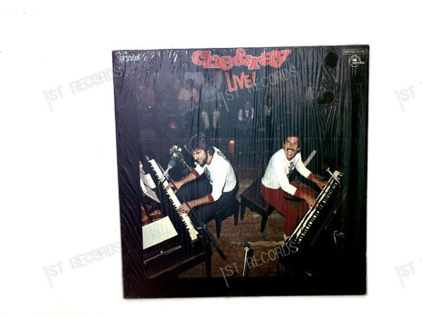 Che & Ray - Live! GER LP 1977 (VG+/VG+)