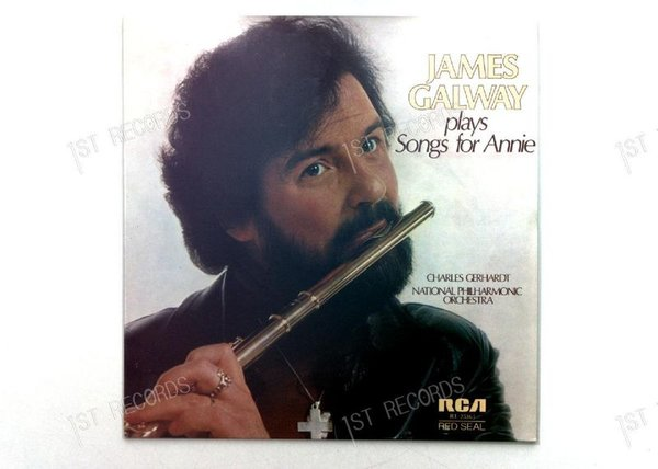 James Galway - James Galway Plays Songs For Annie NL LP 1978 (VG+/VG+)