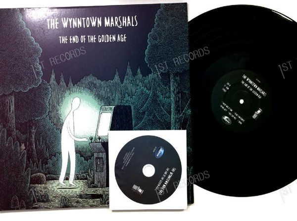 Wynntown Marshalls - the End Of The Golden Age Ger LP + CD 2015 FOC (NM/NM)
