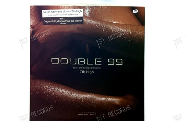 Double 99 - 7th High UK Maxi 2001 (VG+/VG+)