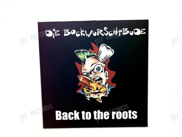 Die Bockwurschtbude - Back To The Roots GER LP 2013 + Insert (VG+/VG+)