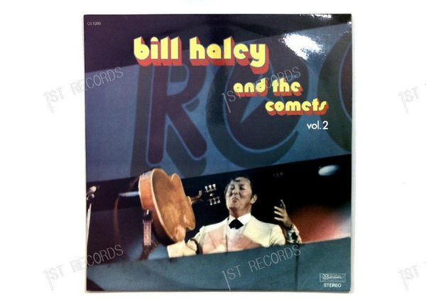 Bill Haley And The Comets - Vol. 2 FRA LP (VG+/VG)