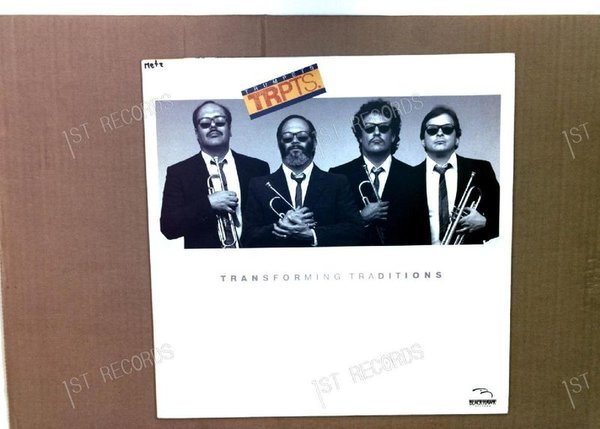 TRPTS - Transforming Traditions GER LP 1986 (VG+/VG)