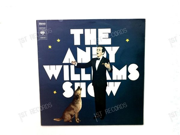 Andy Williams - The Andy Williams Show Europe LP 1970 FOC (VG-/VG+)