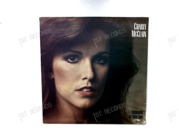 Charly McClain - Surround Me With Love US LP 1981 (VG+/VG-)