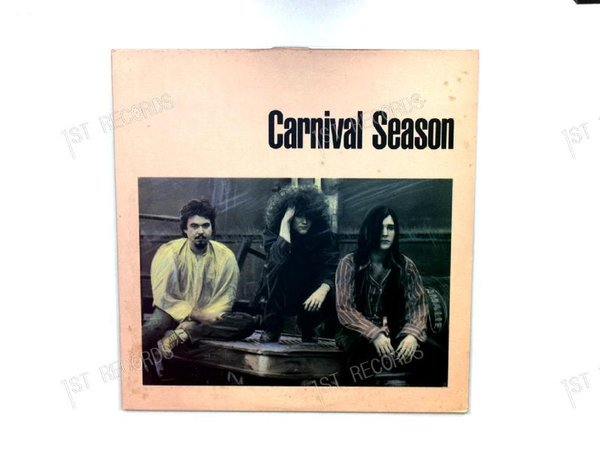 Carnival Season - Please Don't Send Me To Heaven UK Maxi 1986 (VG+/VG)