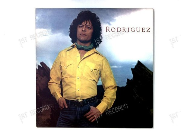 Johnny Rodriguez - Rodriguez US LP 1979 + Innerbag (VG+/VG)