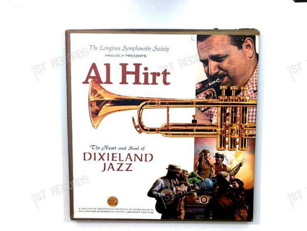 Al Hirt - Heart And Soul Of Dixieland Jazz US 5LP + Insert (VG+/VG)