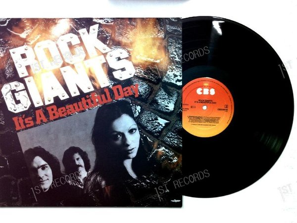 It's A Beautiful Day - Rock Giants NL LP 1982 (NM/NM)