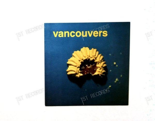 Vancouvers - Gotta Shake It US 7in 1995 (VG+/VG+)