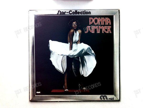 Donna Summer - Star-Collection LP 1977 (VG/VG)