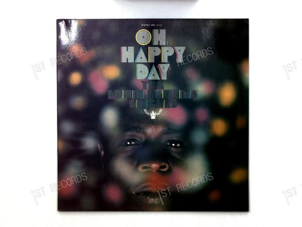 Edwin Hawkins Singers - Oh, Happy Day GER LP (VG+/VG+)