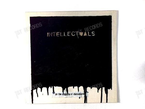 The Intellectuals - In The Middle Of Darkwhere ITA LP 2011 (VG+/VG+)