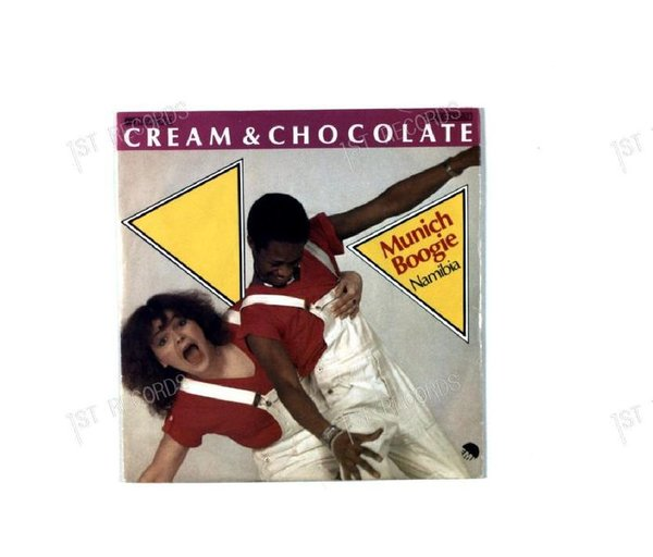 Cream & Chocolate - Munich Boogie GER 7in 1979 (VG+/VG)