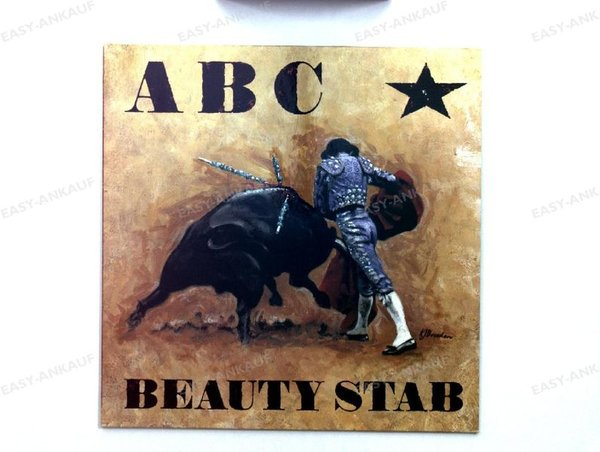 ABC - Beauty Stab GER LP 1983 + Innerbag (VG+/VG+)