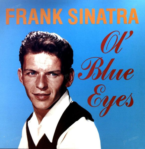 Frank Sinatra - Ol' Blue Eyes Europe LP 1987 (VG+/VG+) (VG+/VG+)