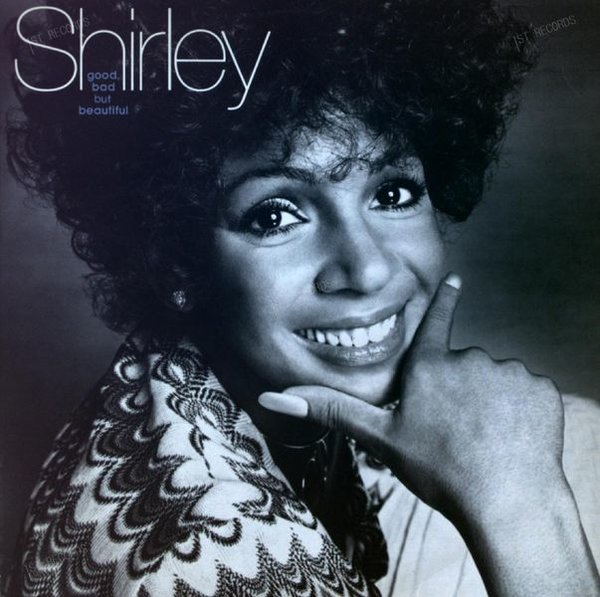 Shirley Bassey - Good, Bad But Beautiful LP 1975 (VG+/VG) (VG+/VG)
