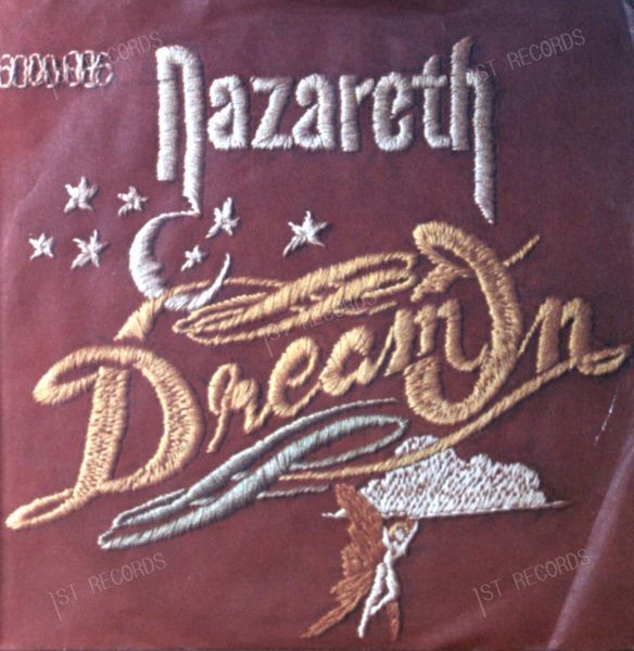 Nazareth - Dream On 7in 1982 (VG/VG) (VG/VG)
