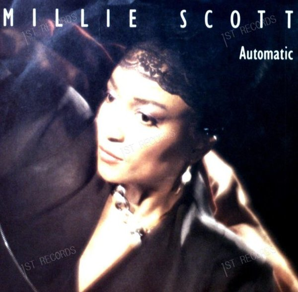 Millie Scott - Automatic Europe 7in 1986 (VG/VG+) (VG/VG+)