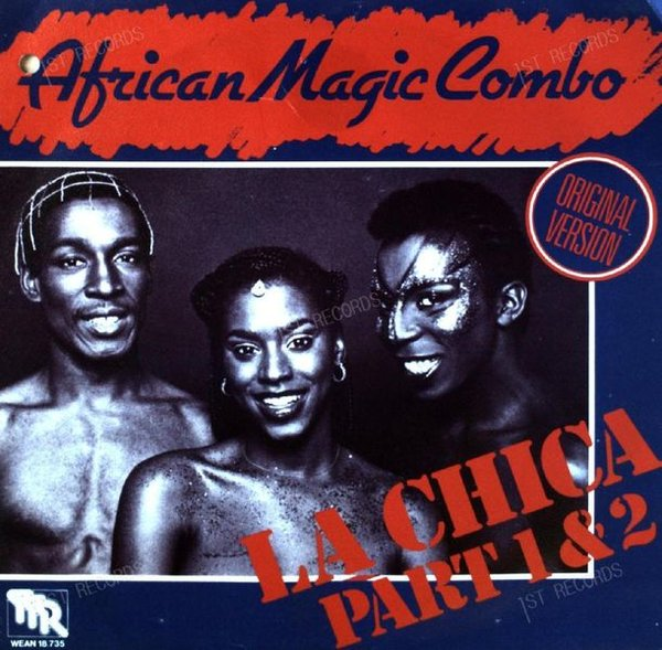 African Magic Combo - La Chica 7in 1981 (VG+/VG+) (VG+/VG+)