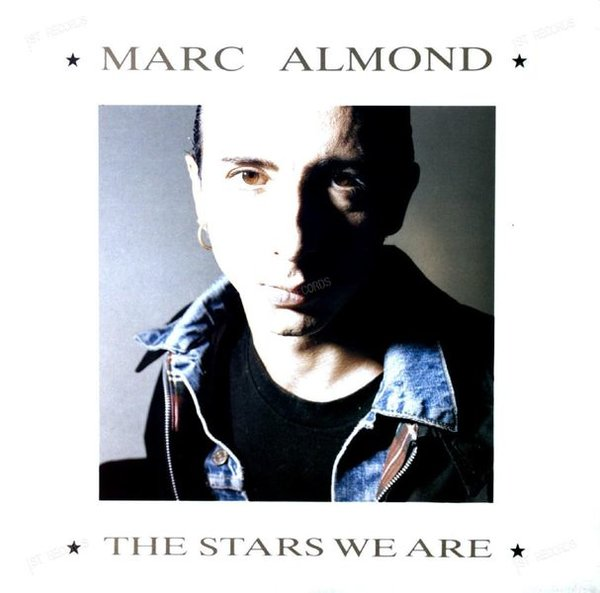 Marc Almond - The Stars We Are LP 1988 (VG/VG)