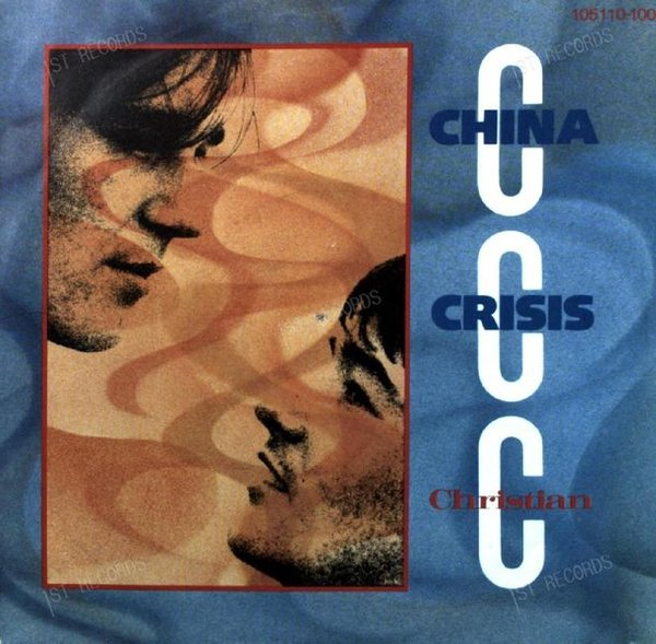 China Crisis - Christian 7in 1982 (VG/VG)