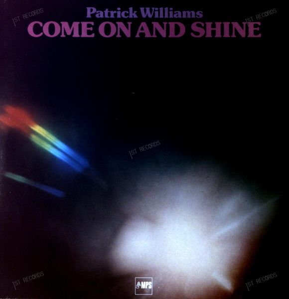 Patrick Williams - Come On And Shine LP 1978 (VG+/VG+)