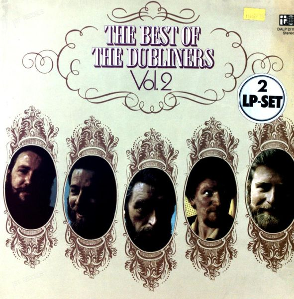 The Dubliners - The Best Of The Dubliners Volume 2 2LP 1974 (VG+/VG+)
