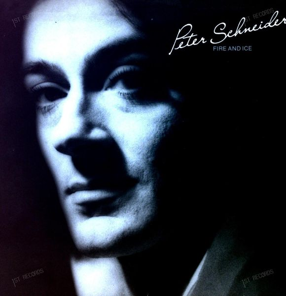 Peter Schneider - Fire And Ice LP 1980 (VG+/VG+)