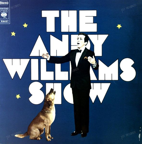 Andy Williams - The Andy Williams Show LP 1966 (VG+/VG+)