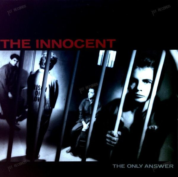The Innocent - The Only Answer LP 1989 (VG+/VG+)