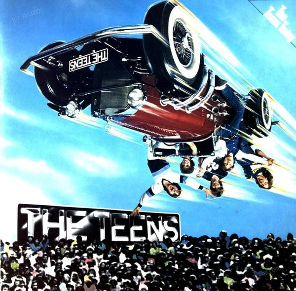 The Teens - The Teens Today LP 1980 (VG/VG)